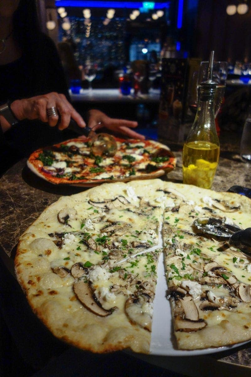 Pizza, Pizza Express - November's London Food Finds (2018) : Picks From London's Best Restaurants.