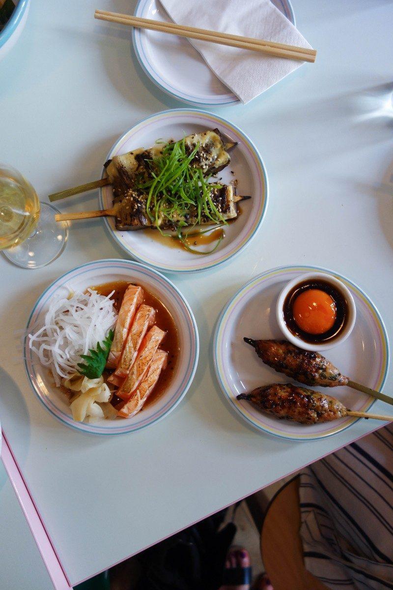 Jidori - A Year of The London Food Social 2018