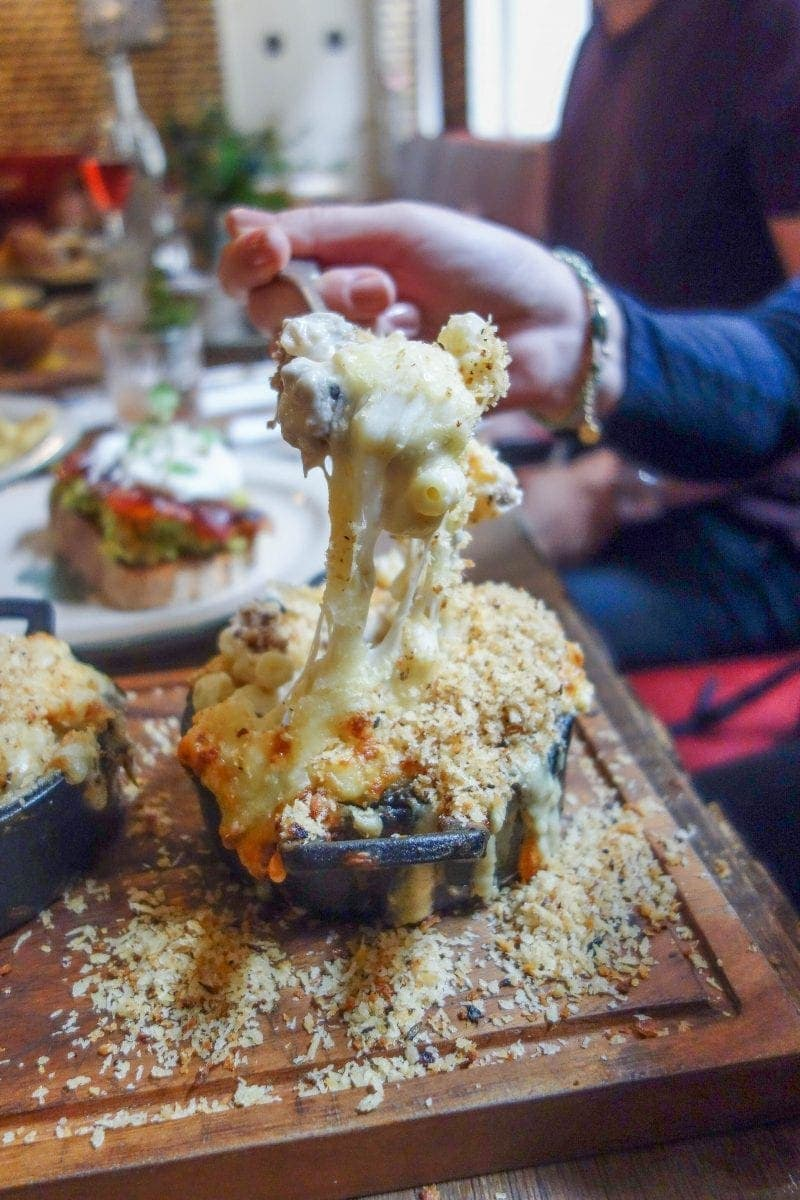Haggis Mac and Cheese, Mac and Wild - Ridiculously Indulgent Things You Must Eat in London