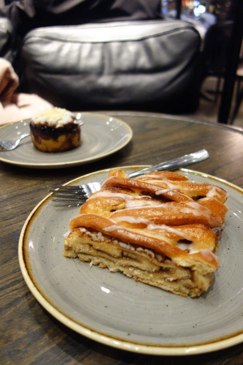 Cinnamon Social, Ole & Steen - Ridiculously Indulgent Things You Must Eat in London