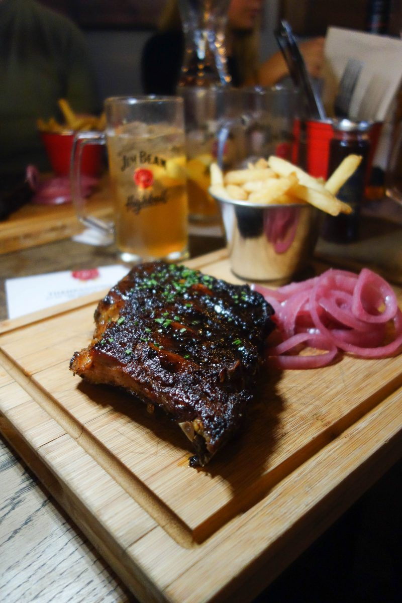 Porkys BBQ - November's London Food Finds (2018) : Picks From London's Best Restaurants.