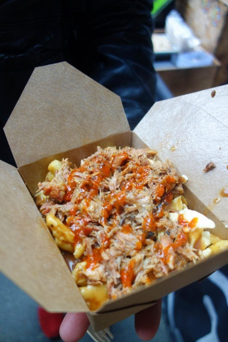 Ribman Poutine, Poutinere - Ridiculously Indulgent Things You Must Eat in London