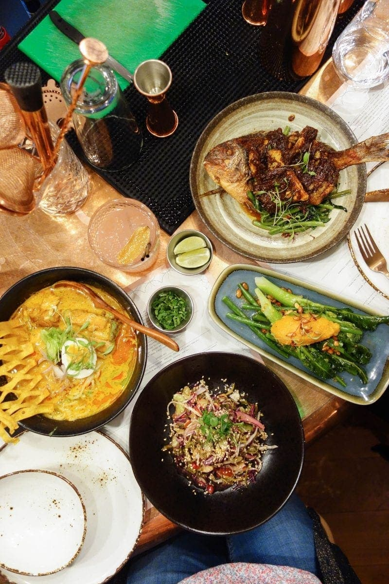 Lahpet - 20 Places In London You Must Eat in 2019