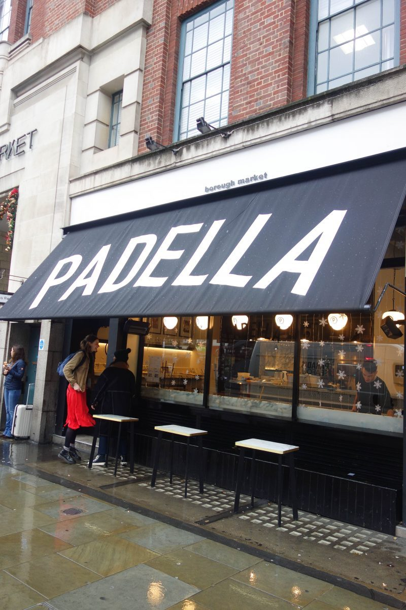 Padella - Where To Eat In London For A Special Occasion