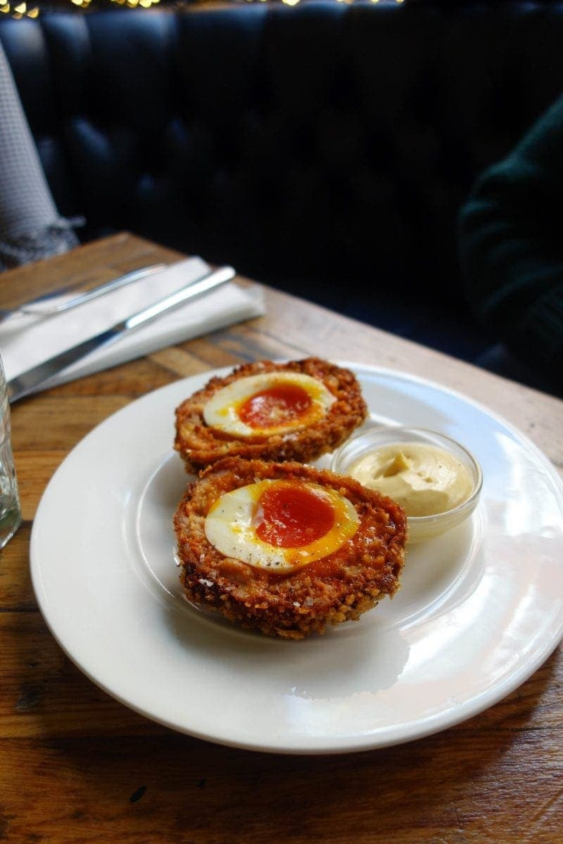 The Royal Oak Marylebone - A Year of The London Food Social 2018