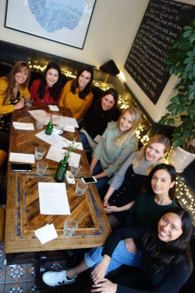 The Royal Oak Marylebone - A Year of The London Food Social 2018