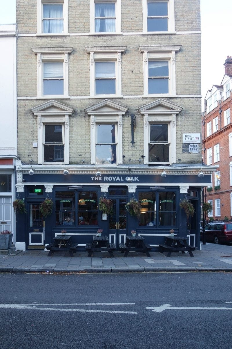 The Royal Oak Marylebone - Decembers London Food Finds (2018) : Picks From Londons Best Restaurants.
