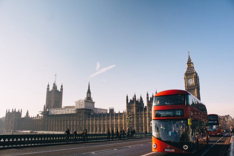 London Landmarks - How To Have The Perfect Day in London For Under £20!