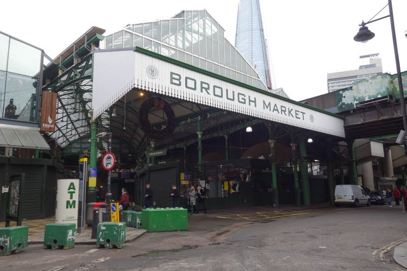 Borough Market - How To Have The Perfect Day in London For Under £20!