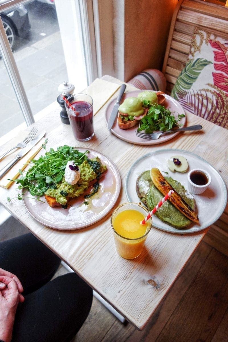 Avobar - London's Best Breakfasts & Brunch: Central London