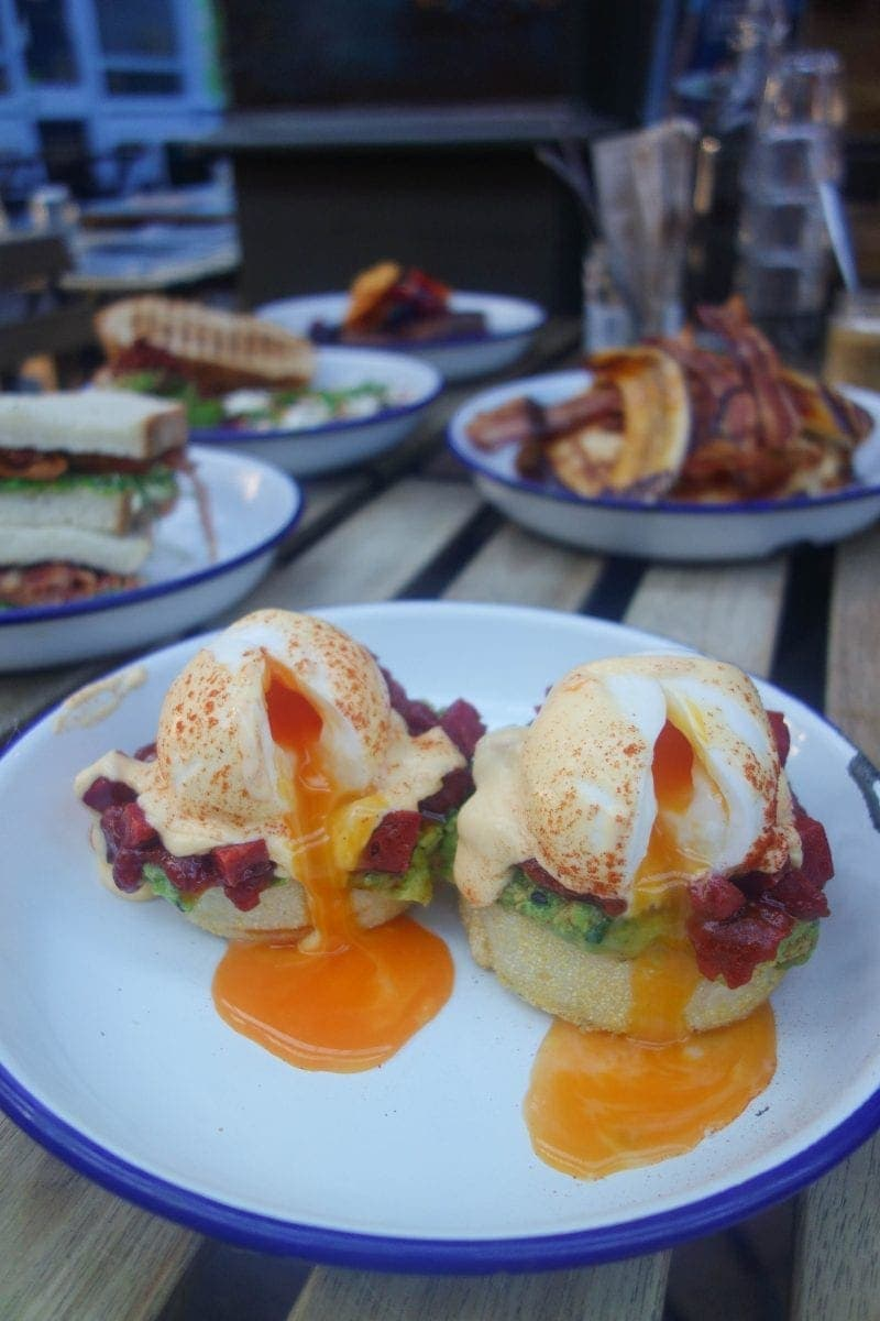Burnt Toast Cafe - London's Best Breakfasts & Brunch: South London