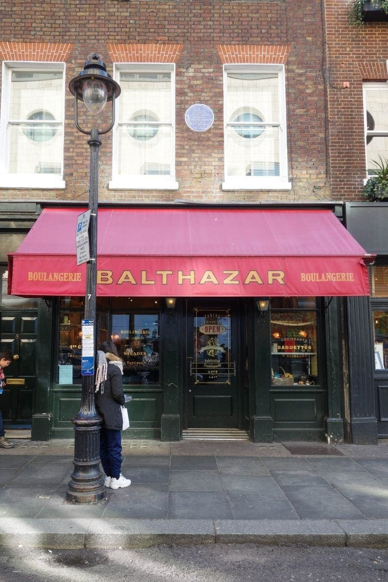 Balthazar - London's Best Bakeries: Central London