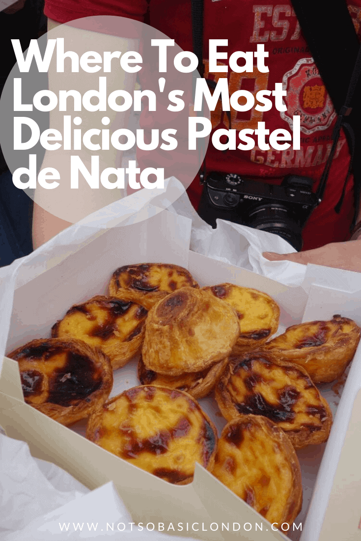 Where To Eat London's Most Delicious Pastel de Nata