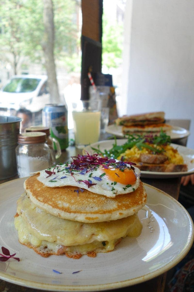Half Cup - London's Best Breakfasts & Brunch: North London