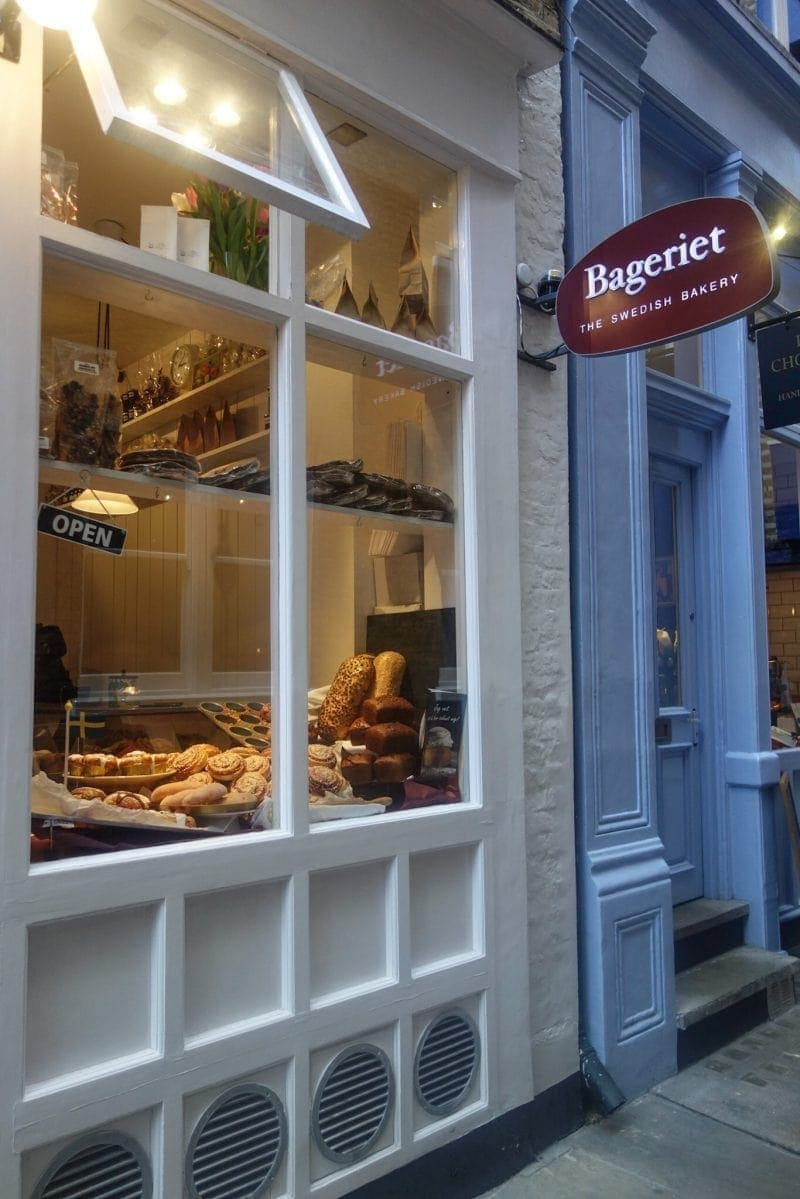 Bageriet - London's Best Bakeries: Central London