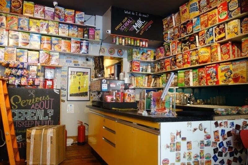 Cereal Killer Cafe - London's Best Breakfasts & Brunch: East London