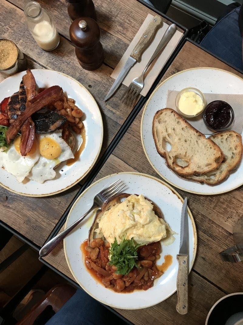 Black Penny's - London's Best Breakfasts & Brunch: Central London