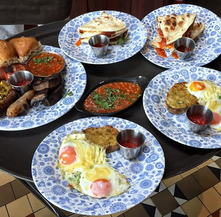 Dishoom - London's Best Breakfasts & Brunch: North London