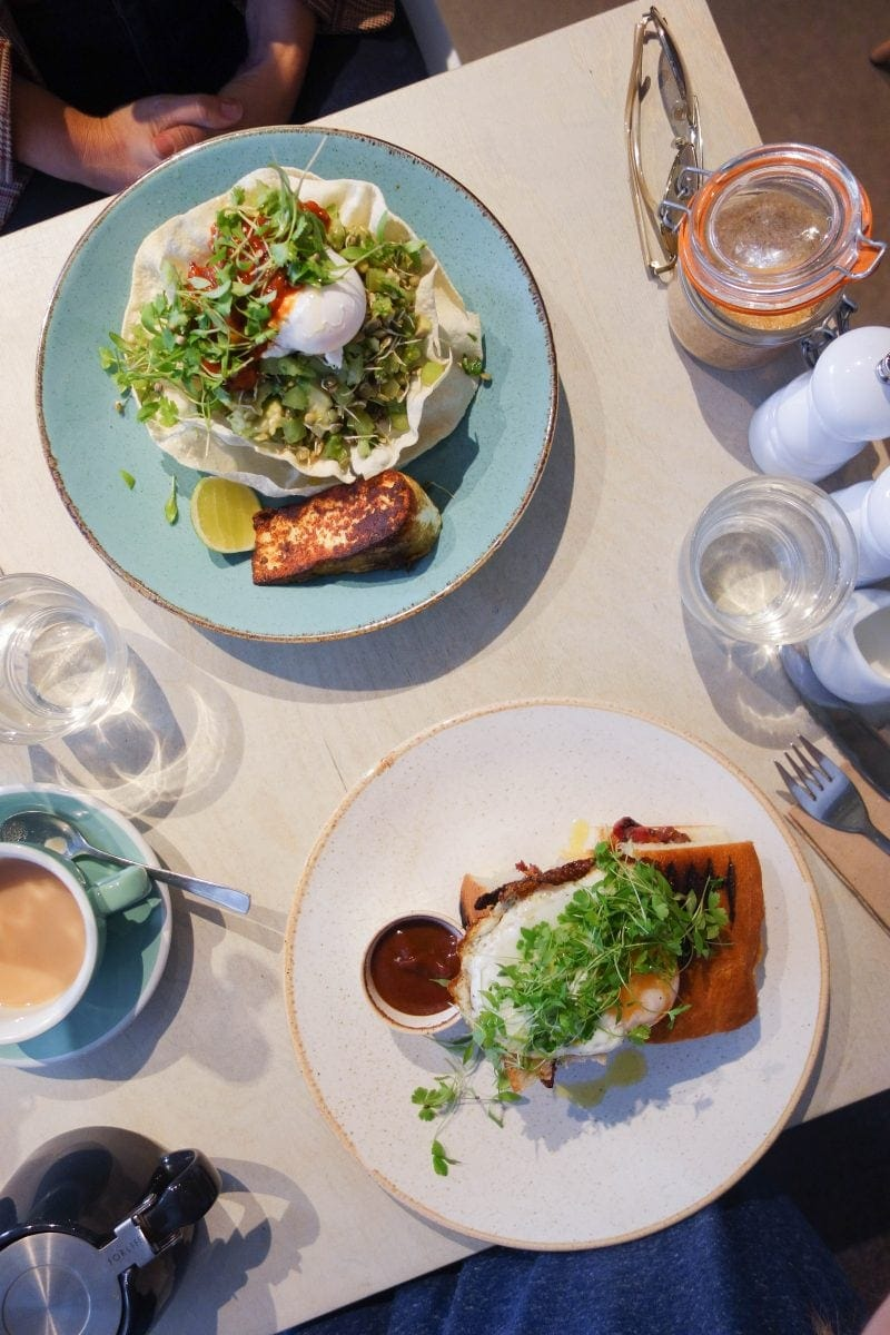 Iris and June -London's Best Breakfasts & Brunch: South London