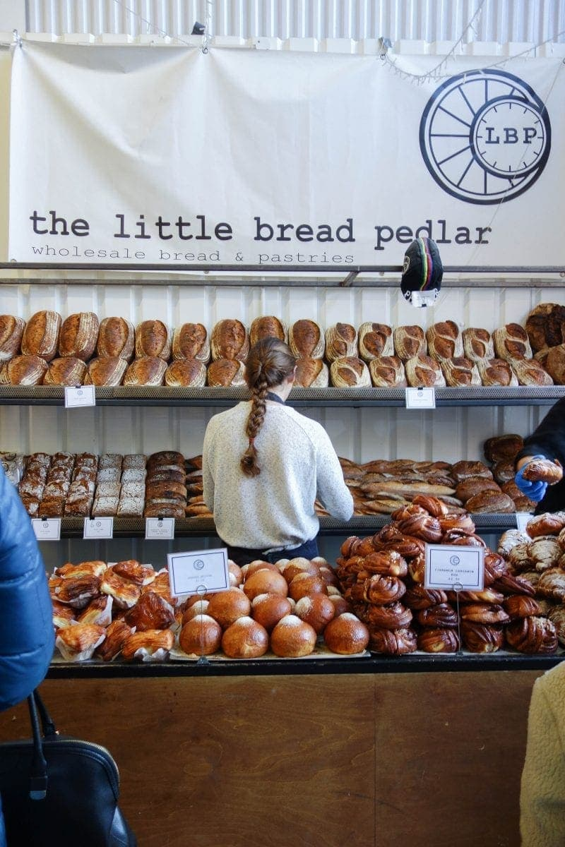 The Little Bread Pedlar - London's Best Breakfasts & Brunch: South London