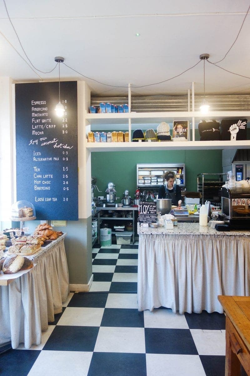 Luminary Bakery - London's Best Breakfasts & Brunch: North London