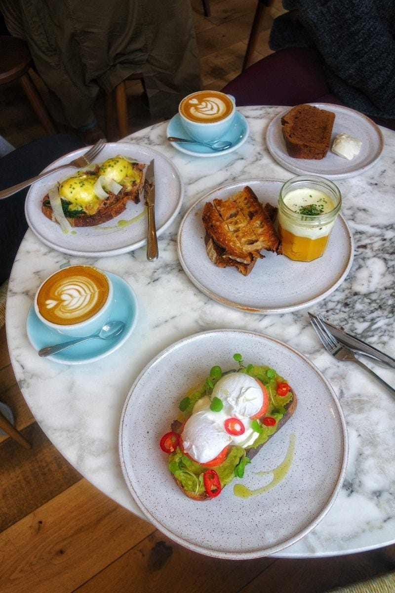 Milk Beach - London's Best Breakfasts & Brunch: North London