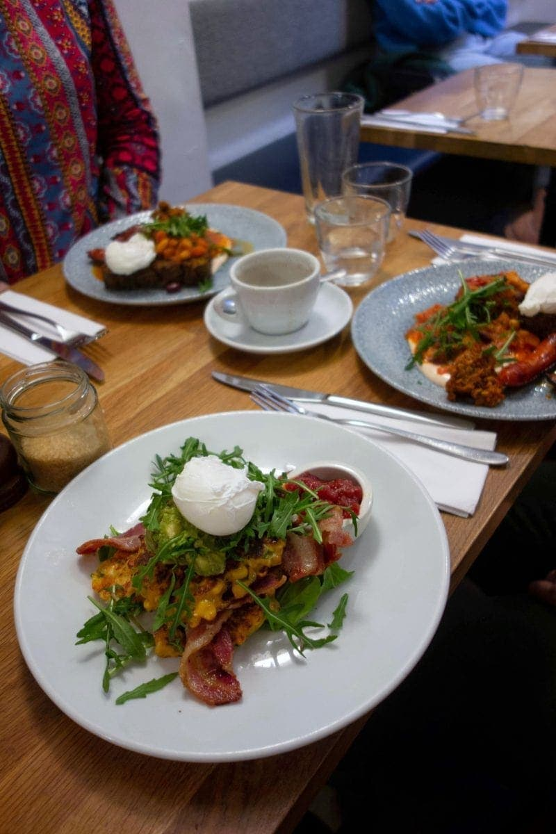 Lantana - London's Best Breakfasts & Brunch: Central London