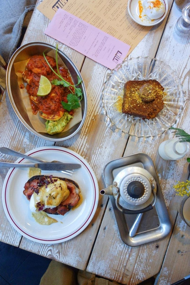 Milk - London's Best Breakfasts & Brunch: South London