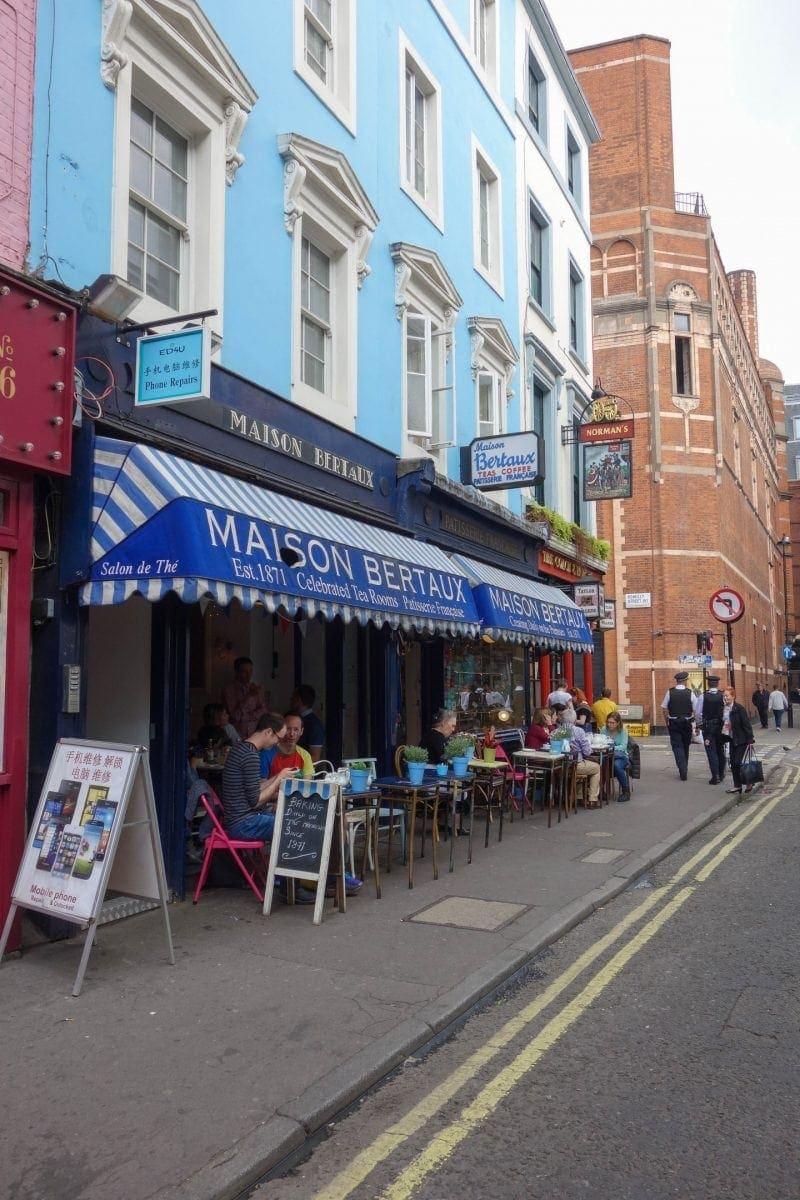 Maison Bertaux - London's Best Bakeries: Central London