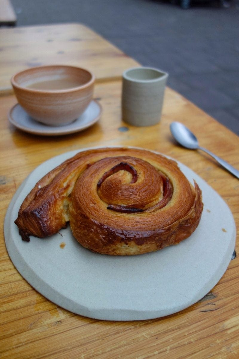 Pophams Bakery - 20 Places In London You Must Eat in 2019