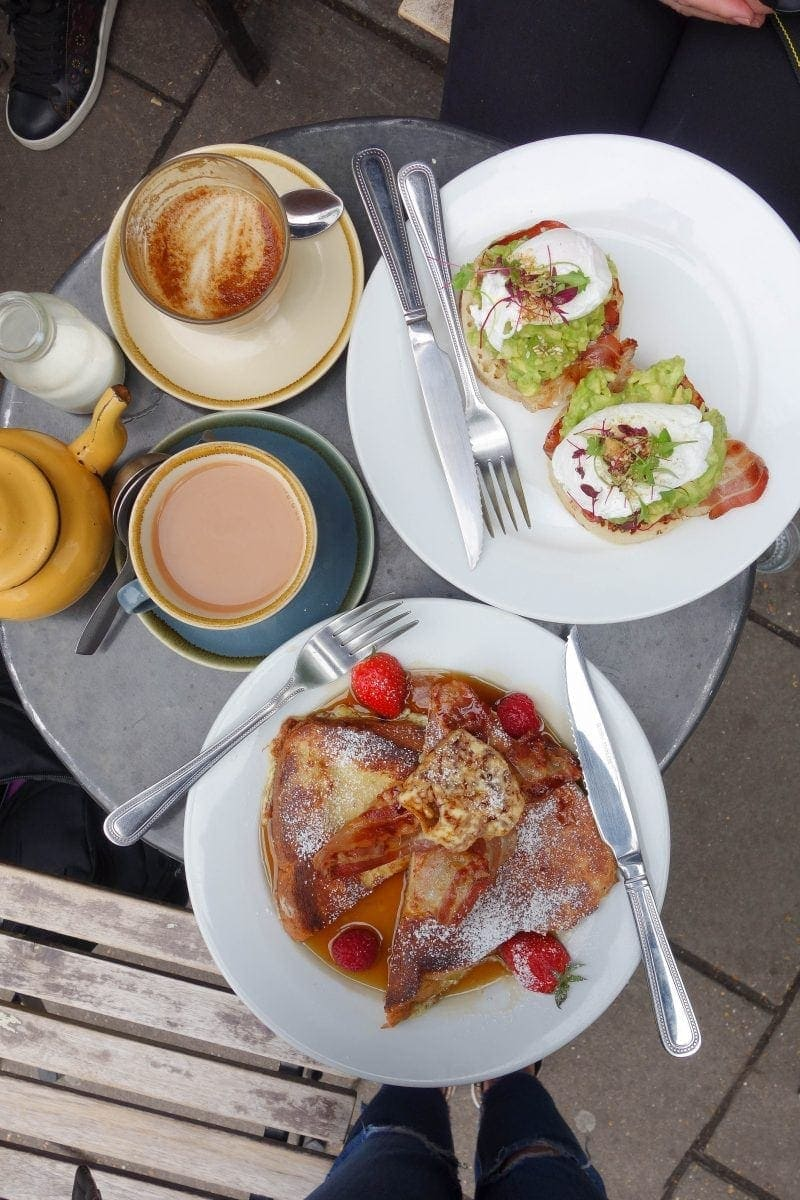 Maison d'tre - London's Best Breakfasts & Brunch