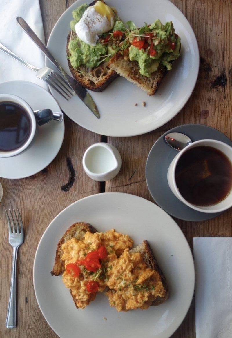Salon - London's Best Breakfasts & Brunch | South London