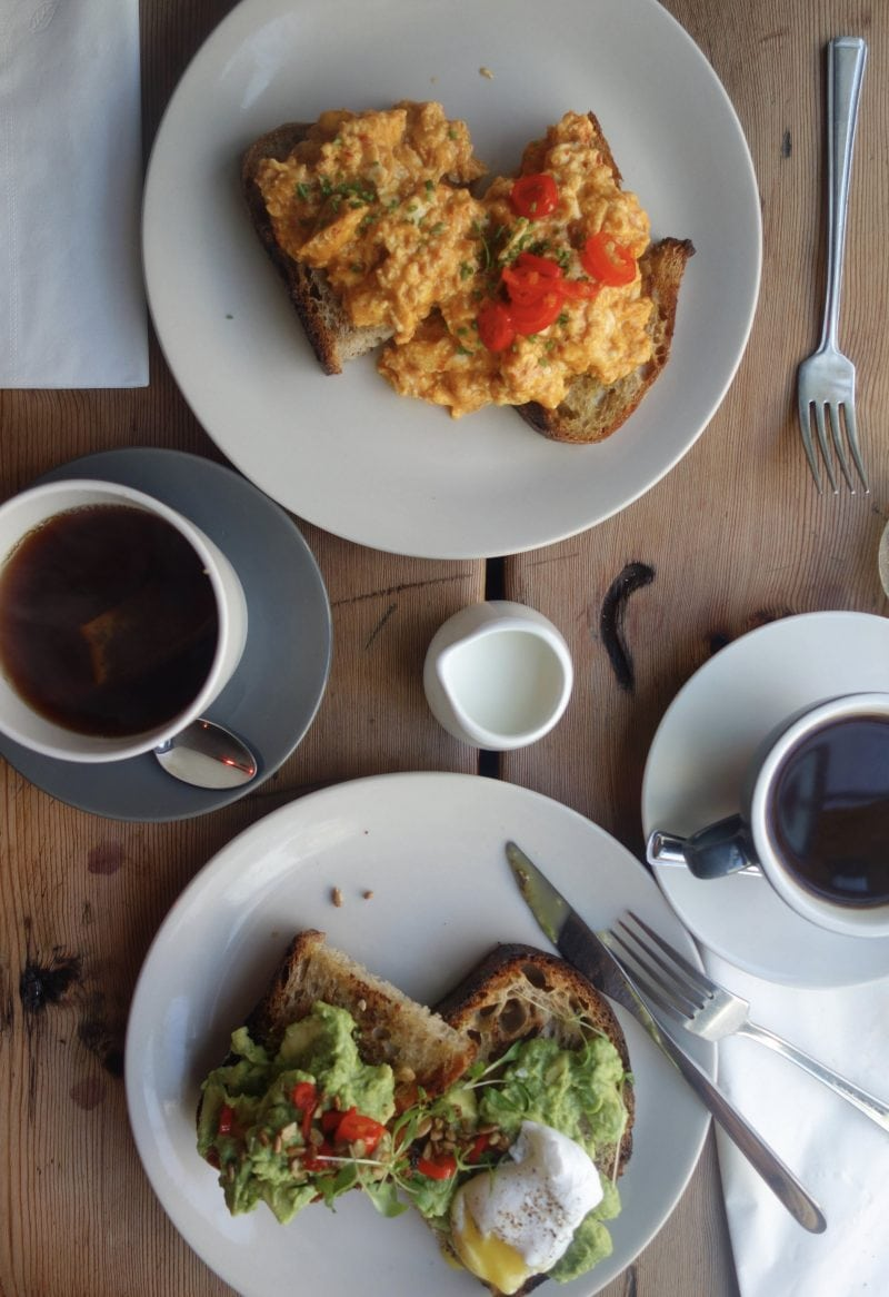 Salon - London's Best Breakfasts & Brunch: South London