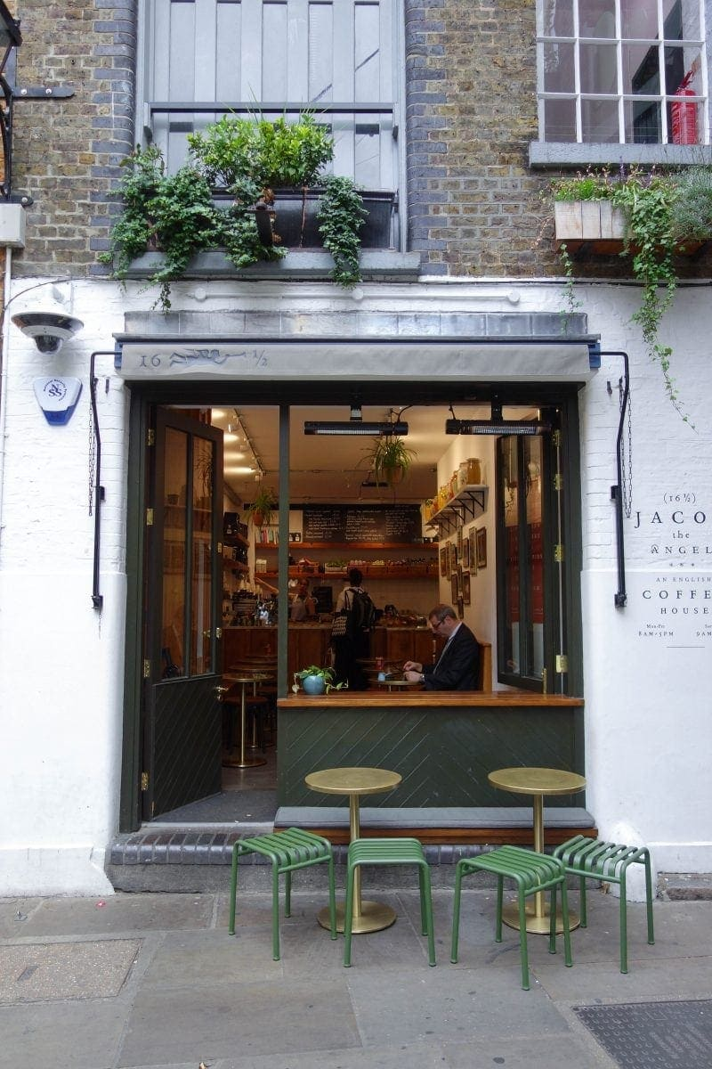 Jacob The Angel - London's Best Bakeries: Central London