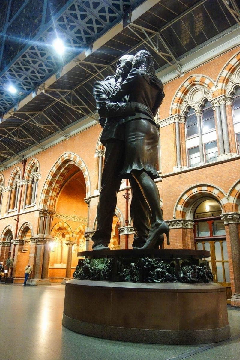 5 Great Ways To Spend Valentine's Day at St Pancras