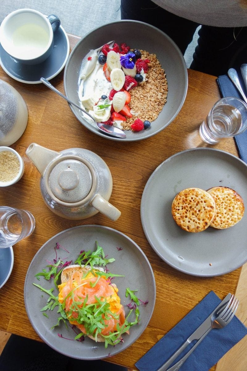 St Pauls - London's Best Breakfasts & Brunch: North London
