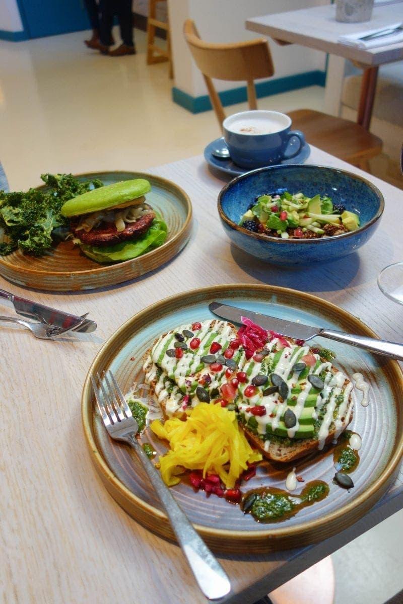 Wild Food Cafe - London's Best Breakfasts & Brunch: North London