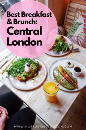 Best Breakfast & Brunch in Central London
