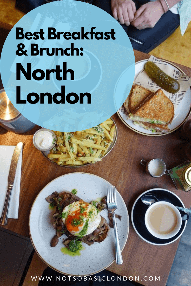 Best Breakfast & Brunch in North London