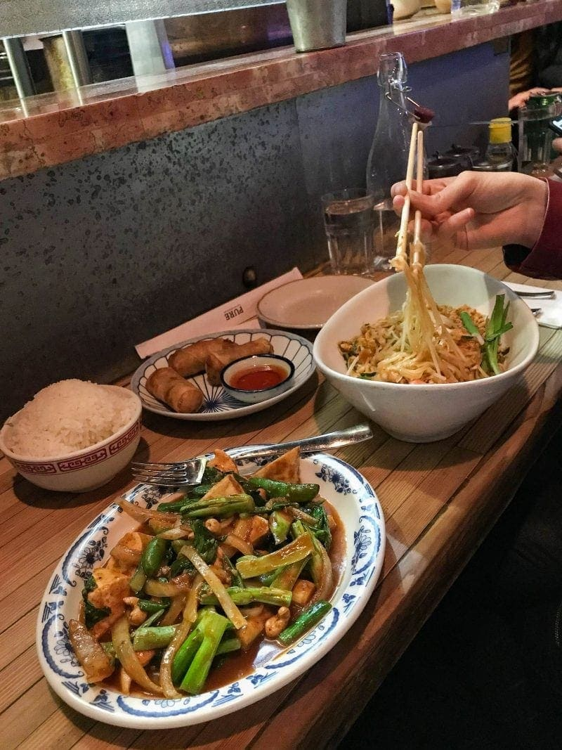 PURE Thai Cookhouse - 18 Must Eat Places in NYC For A First Timer!