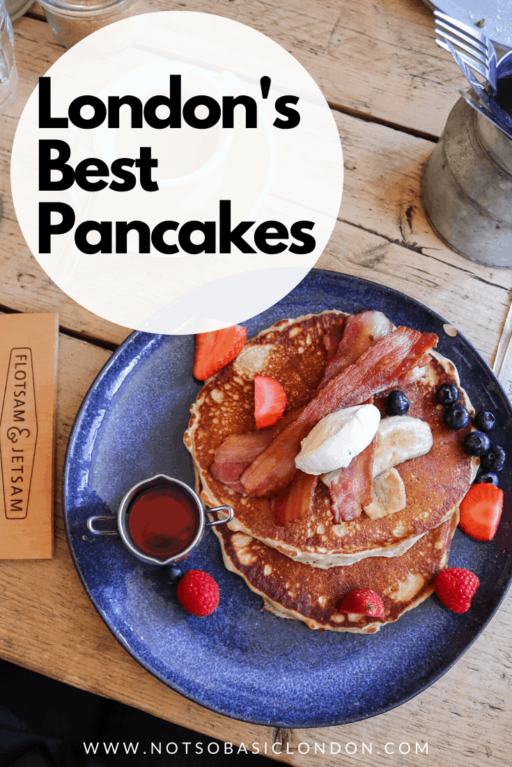 London's Most Delicious Pancakes | 21 Great Places