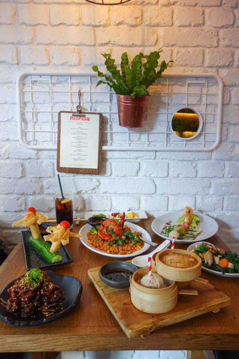 Red Farm - April's London Food Finds (2019) : Picks From London's Best Restaurants