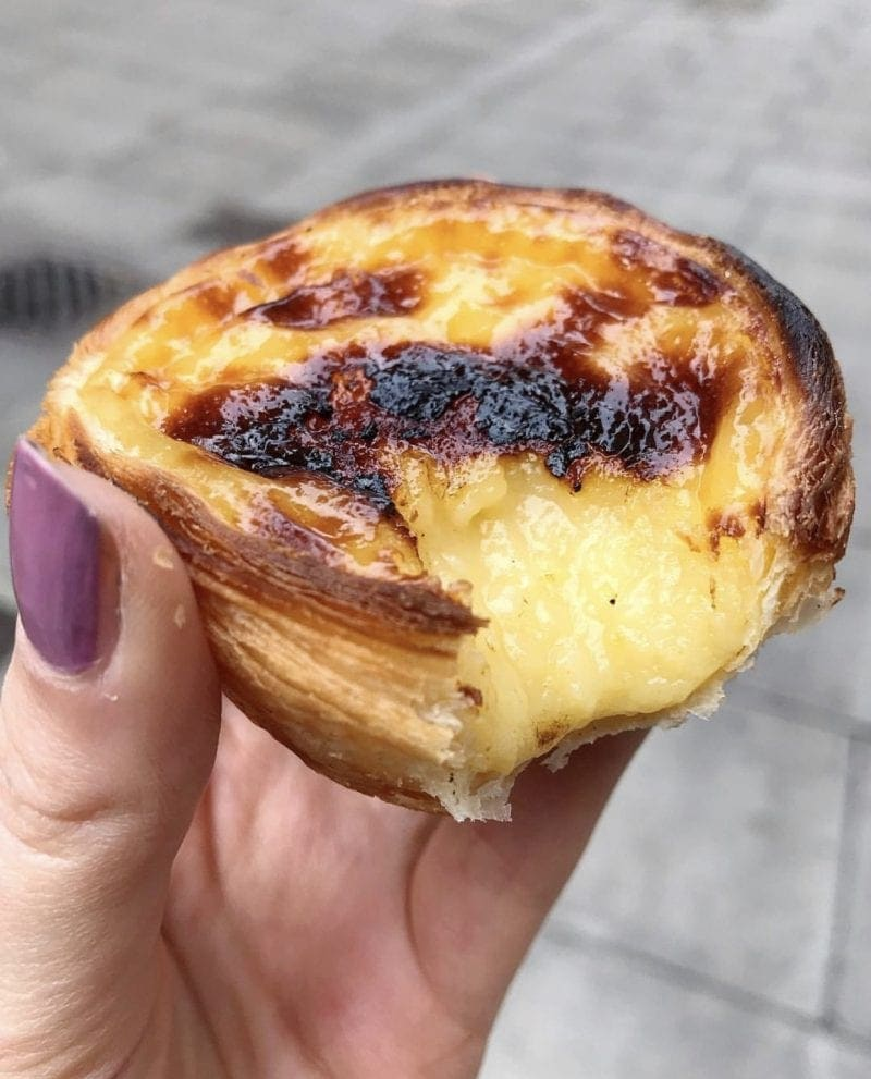 Santanata - Where To Eat London's Most Delicious Pastel de Nata
