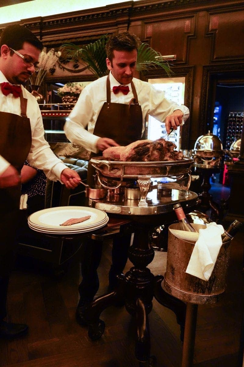 Simpson's In The Strand - April's London Food Finds (2019) : Picks From London's Best Restaurants