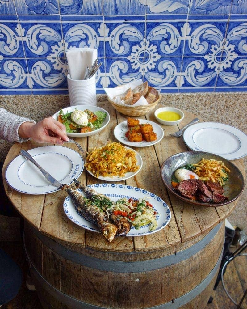 Bar Douro - April's London Food Finds (2019) : Picks From London's Best Restaurants