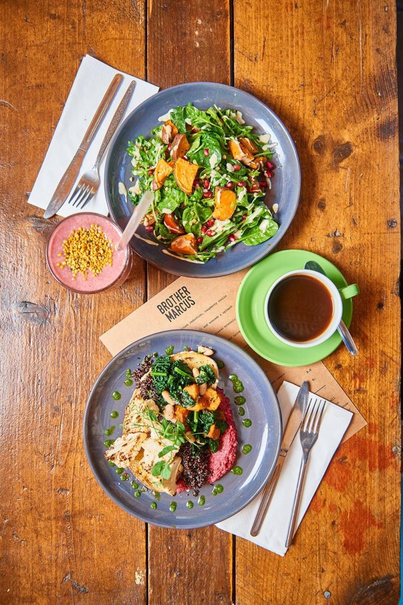 Brother Marcus - London's Best Breakfast & Brunch | North London