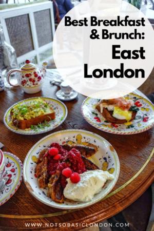 Best Breakfast & Brunch in East London