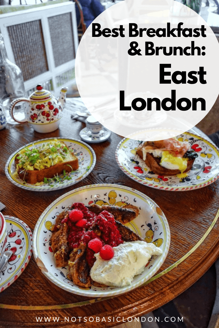 London's Best Breakfasts & Brunch | East London