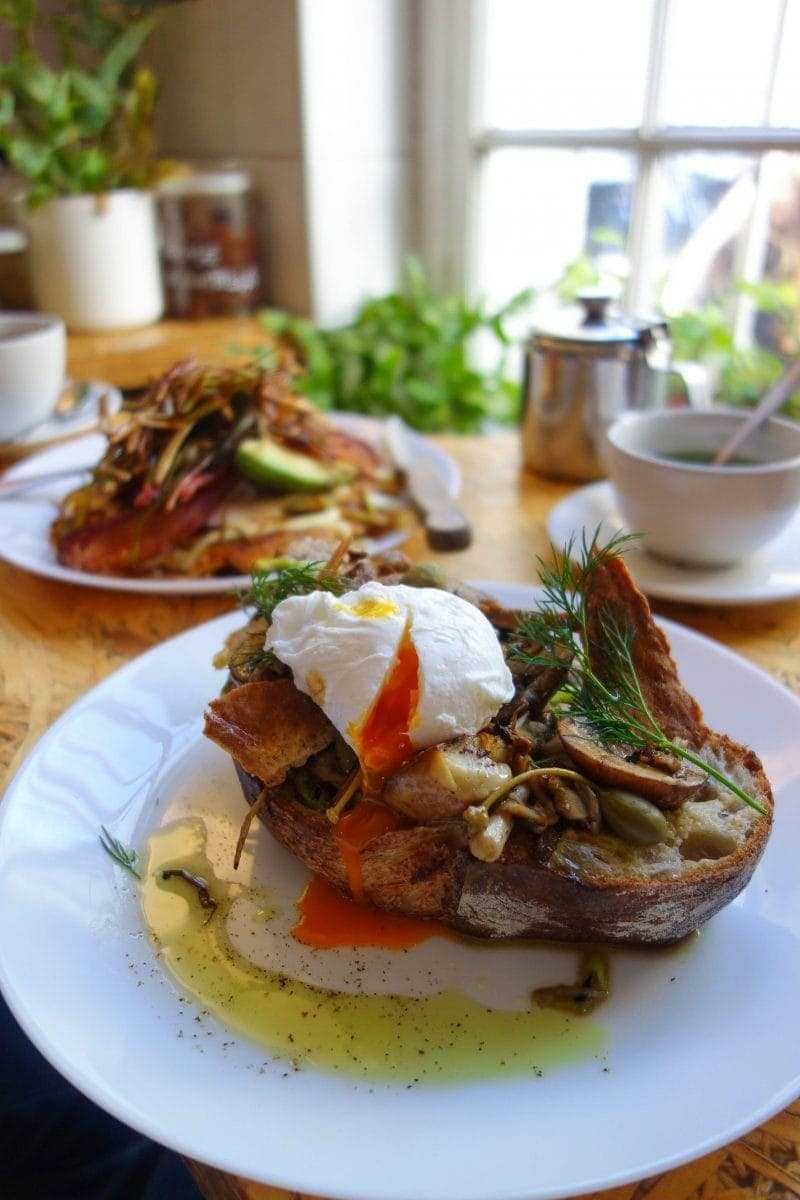 Brunswick East - London's Best Breakfasts & Brunch | East London