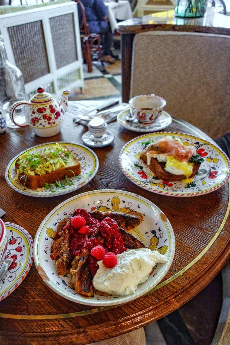 Gloria - London's Best Breakfasts & Brunch | East London